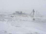 Aktualność ze Spółki – zima w Kazachstanie 2021